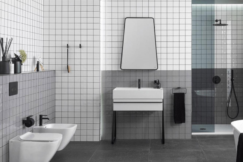 Porcelanosa Meuble De Salle De Bain porcelanosa : des salles de bains qui nous inspirent (mais