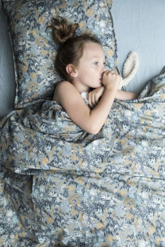 Joli linge de lit pour les kids // Hellø Blogzine blog deco & lifestyle www.hello-hello.fr