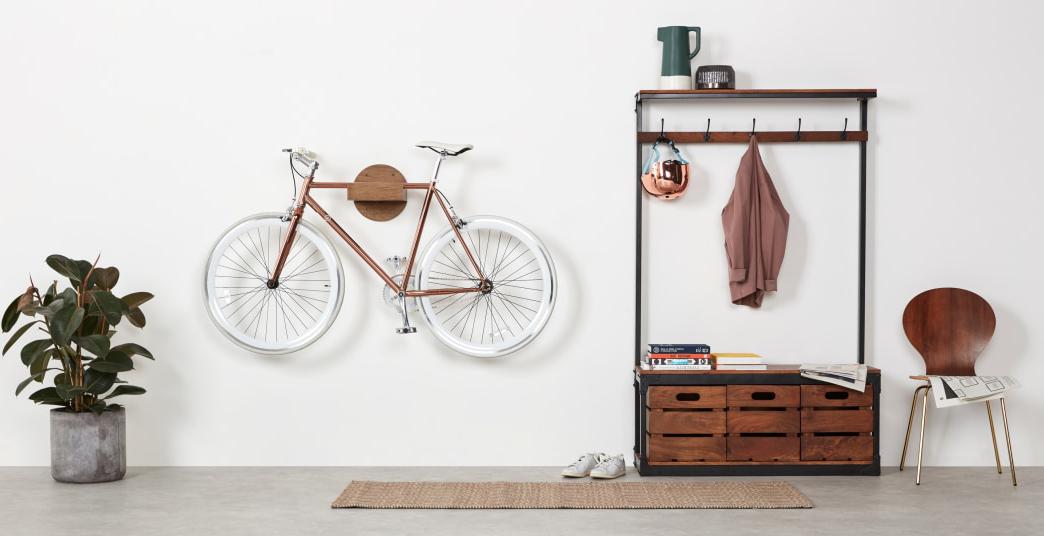 Porte-vélo // Hellø Blogzine blog deco & lifestyle www.hello-hello.fr