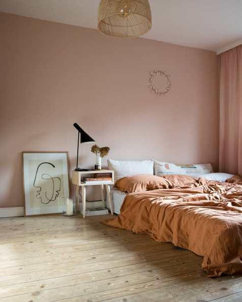 La déco rose de l'instamum Wunderblumen // Hellø Blogzine blog deco & lifestyle www.hello-hello.fr
