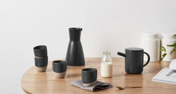 Théière en céramique design // Hellø Blogzine blog deco & lifestyle www.hello-hello.fr