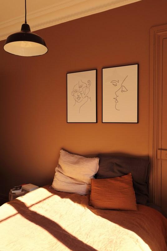 Visite privée de l'appartement parisien chic de Marie in May // Hellø Blogzine blog deco & lifestyle www.hello-hello.fr