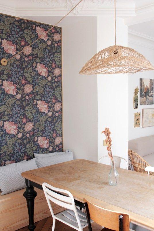 Les jolis papiers peints // Hëllø Blogzine blog deco & lifestyle www.hello-hello.fr