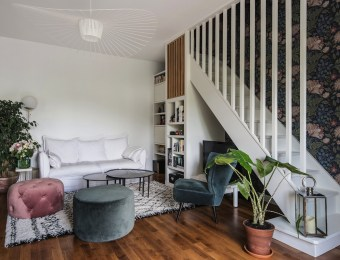 Comment optimiser l'espace sous l'escalier ?