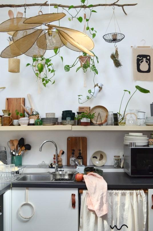 Visite de l'appartement en location à la déco DIY de l'Instagram Margochato // Hellø Blogzine blog deco & lifestyle www.hello-hello.fr