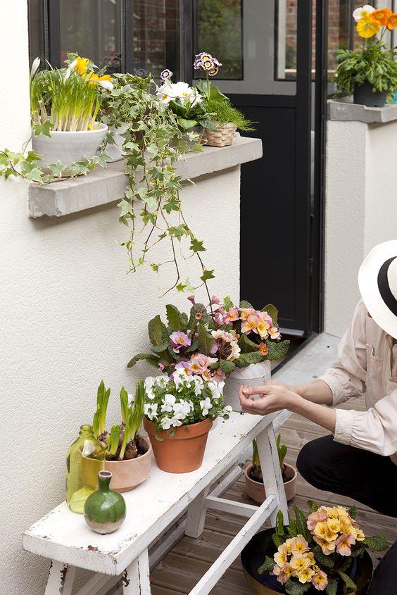 Comment faire de son balcon un petit jardin ? - Hëllø Blogzine