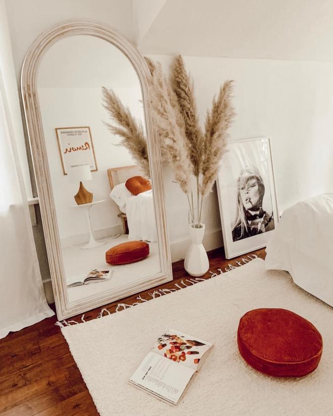 Visite privée de l'appartement à la déco naturelle de l'Instagram Ezz Wilson - Neutral home decor in Portland, Oregon // Hellø Blogzine blog deco & lifestyle www.hello-hello.fr