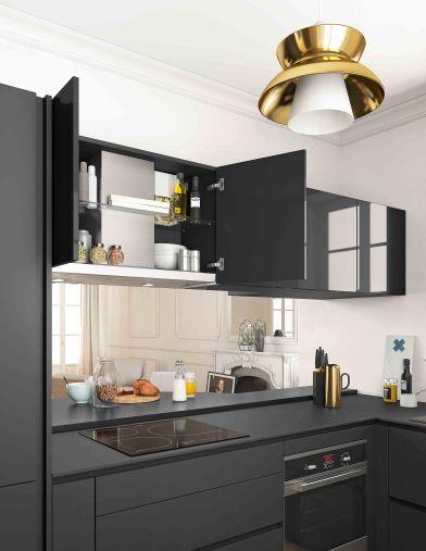 Astuces pour aménager une petite cuisine // Hellø Blogzine blog deco & lifestyle www.hello-hello.fr