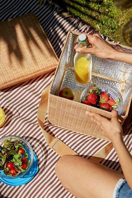 Idées de pique-nique chic et zéro déchet - Zero waste picnic // Hellø Blogzine blog deco & lifestyle www.hello-hello.fr