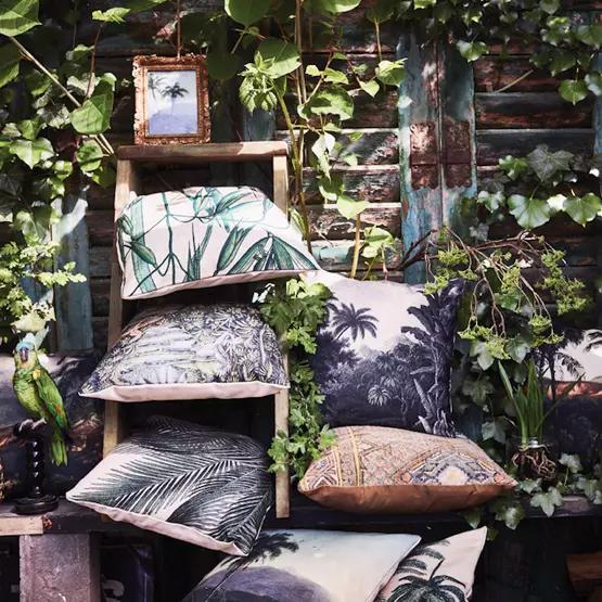 Shopping déco inspiration riad à Marrakech - Get the look : boho Moroccan home decor ideas // Hellø Blogzine blog deco & lifestyle www.hello-hello.fr