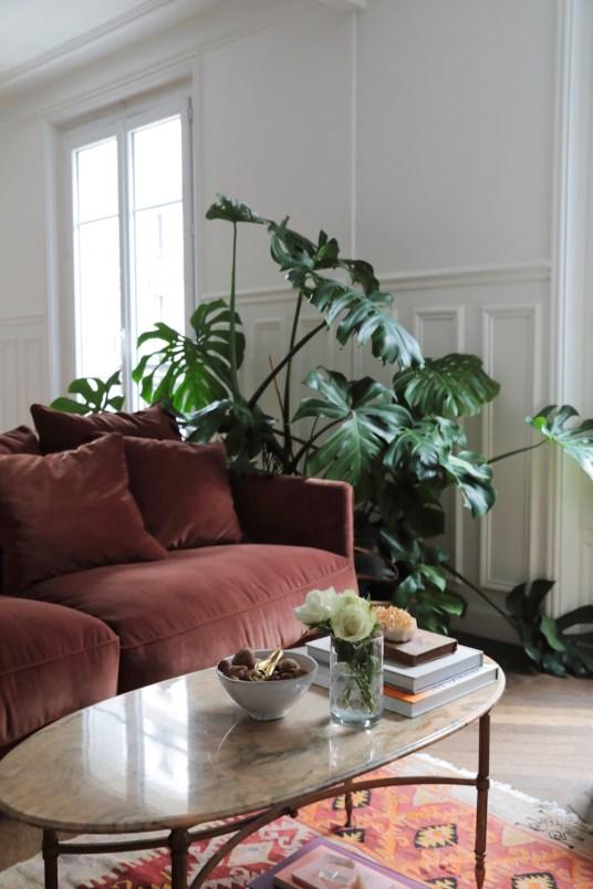 L'appartement parisien chic d'une canadienne // Hellø Blogzine blog deco & lifestyle www.hello-hello.fr
