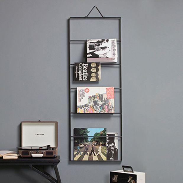 Où trouver une étagère murale porte-magazine // Hellø Blogzine blog deco & lifestyle www.hello-hello.fr