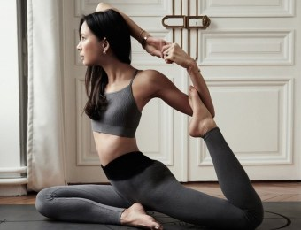 Accessoires de yoga stylés - Trendy yoga accessories // Hellø Blogzine blog deco & lifestyle www.hello-hello.fr #yoga