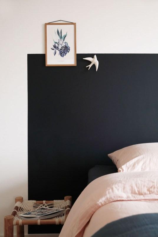 Nos conseils pour bien aménager une chambre d'amis // Hellø Blogzine blog deco & lifestyle www.hello-hello.fr