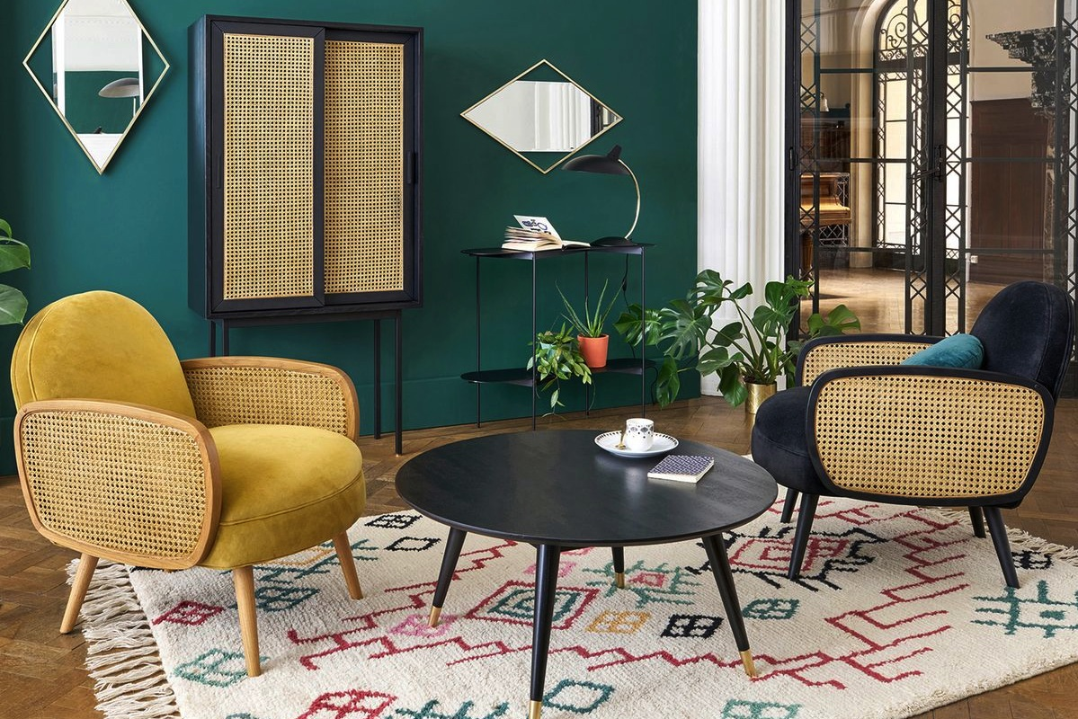 La Maison Du Dressing où trouver un meuble en cannage ? - hëllø blogzine