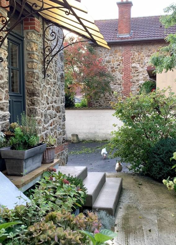 Visite privée de la maison de campagne esprit brocante chic de Marie la Pirate // Hëllø Blogzine blog deco & lifestyle www.hello-hello.fr