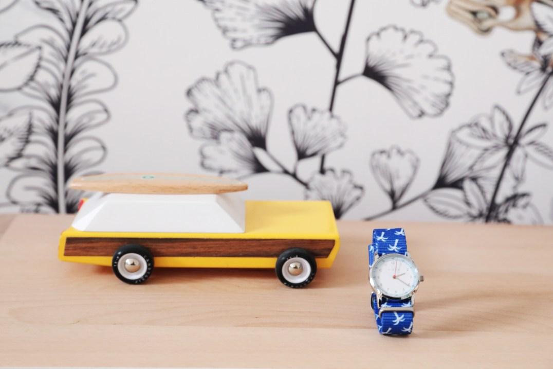 Montre pour enfant personnalisable et Made in France // Hellø Blogzine blog deco & lifestyle www.hello-hello.fr