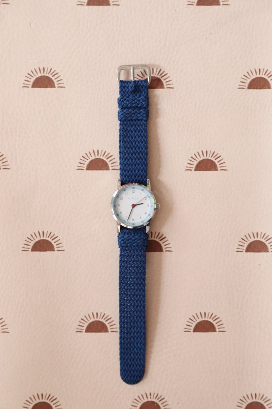 Millow, montres pour enfants made in France // Hellø Blogzine blog deco & lifestyle www.hello-hello.fr