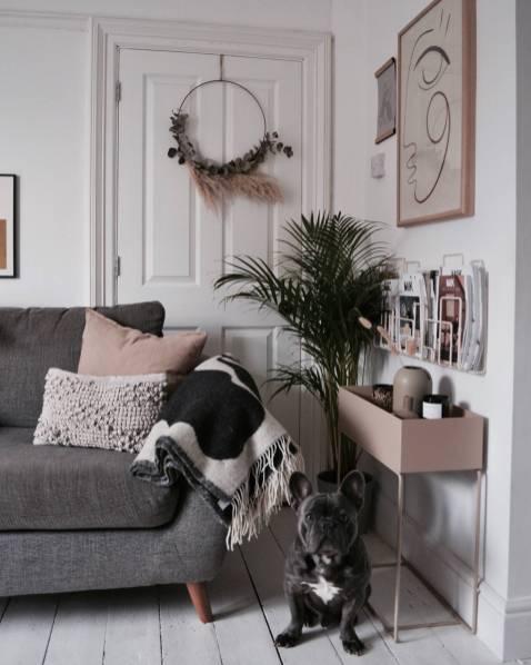 Get the look : la maison victorienne au look scandi-cosy de Cassie Chung // Hellø Blogzine blog deco lifestyle www.hello-hello.fr
