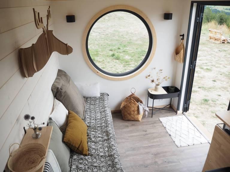 Visite privée déco dans la tiny house de La Prune du Jardin // Hëllø Blogzine blog deco & lifestyle www.hello-hello.fr