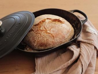Recette facile pour faire son pain maison // Hellø Blogzine blog deco & lifestyle www.hello-hello.fr