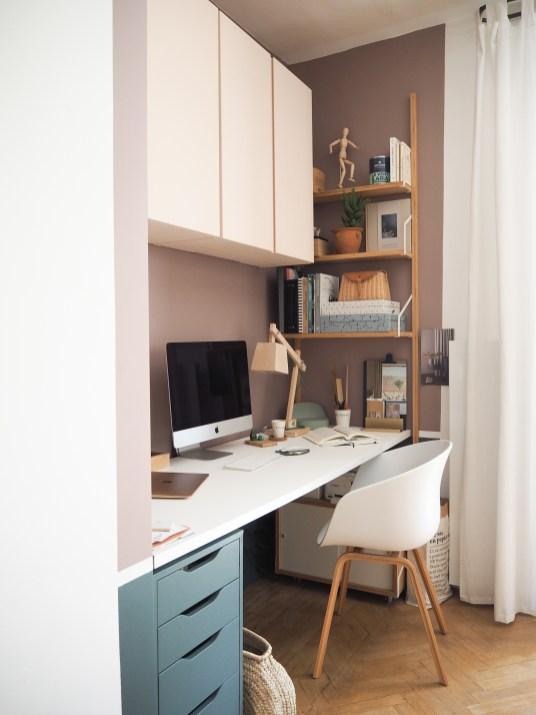 Les plus belles couleurs de peinture vues dans nos home tours // Hellø Blogzine blog deco & lifestyle www.hello-hello.fr
