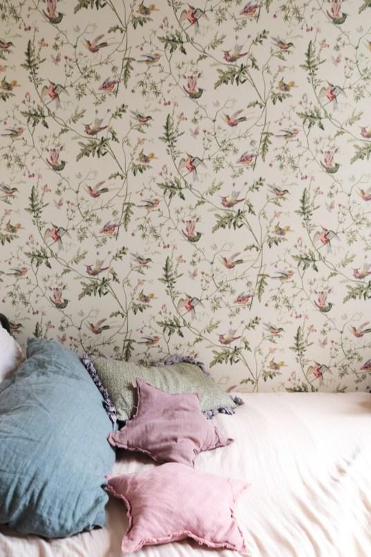 Les plus beaux papiers peints repérés dans nos home tours // Hellø Blogzine blog deco & lifestyle www.hello-hello.fr