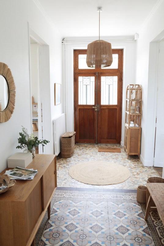La maison slow déco et vintage de Marine, fondatrice de l'e-shop Sélection M // Hellø Blogzine blog deco & lifestyle www.hello-hello.fr