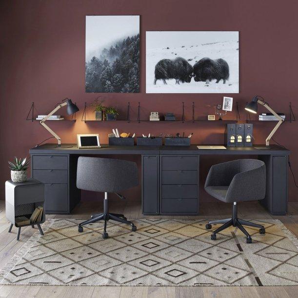 Comment aménager son bureau à la maison // Hëllø Blogzine blog deco & lifestyle www.hello-hello.fr