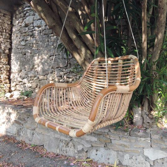 Notre sélection de mobilier de jardin en rotin // Hellø Blogzine blog deco & lifestyle www.hello-hello.fr
