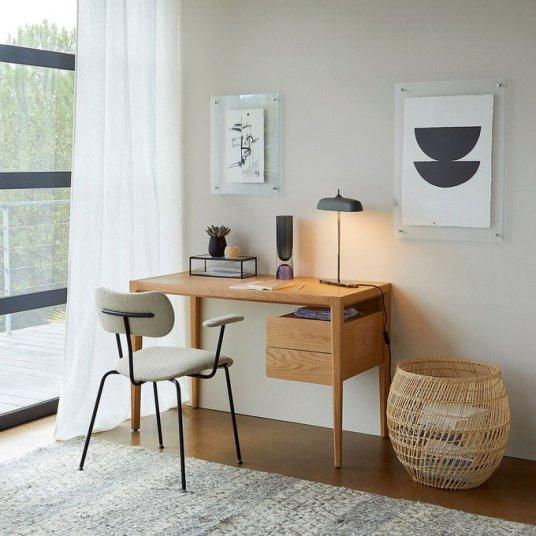 Home Office : notre sélection La Redoute Intérieurs et AM.PM // Hellø Blogzine blog deco & lifestyle www.hello-hello.fr
