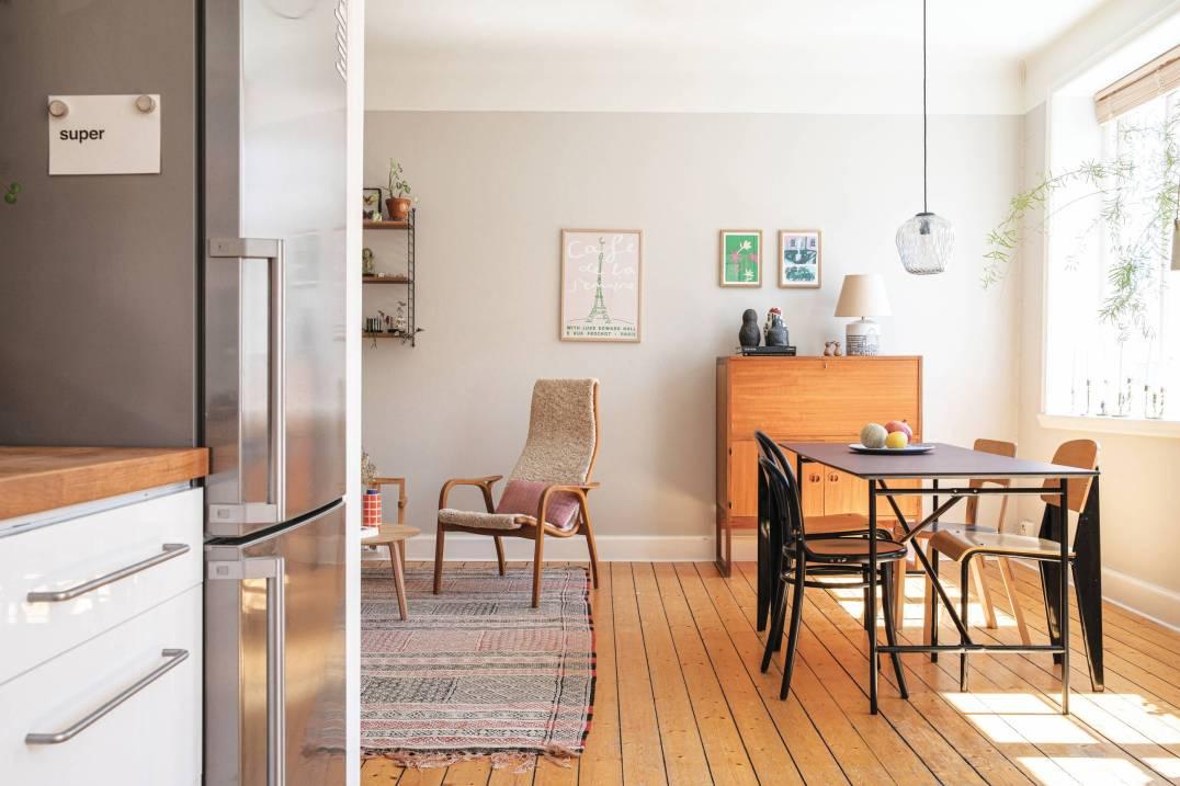 Visite privée de l'appartement en Suède de Oelwein // Hellø Blogzine blog deco & lifestyle www.hello-hello.fr