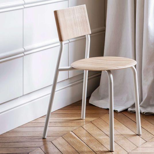 Get the look : l'intérieur doux et minimaliste de Teo y Olivia en Espagne // Hellø Blogzine blog deco lifestyle www.hello-hello.fr