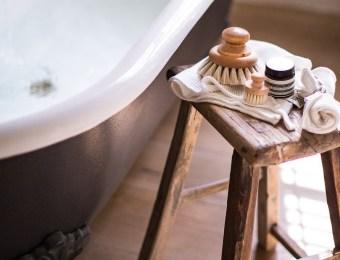 Les indispensables pour une salle de bains cocooning et slow pour l'hiver // Hellø Blogzine blog deco lifestyle www.hello-hello.fr
