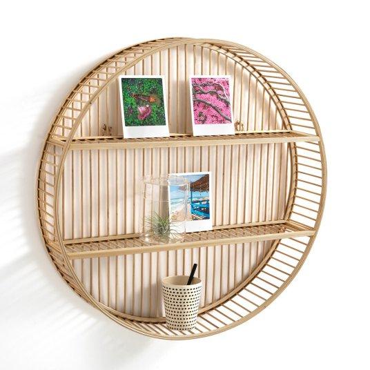 Notre sélection d'étagères rondes // Hellø Blogzine blog deco & lifestyle www.hello-hello.fr