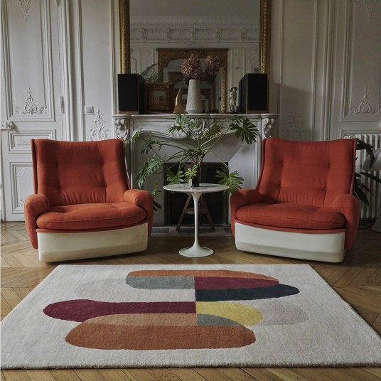 Où trouver un tapis graphique ? // Hellø Blogzine - blog déco lifestyle - www.hello-hello.fr