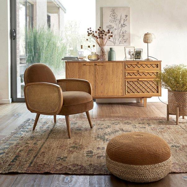 Où trouver de jolis meubles en cannage ? // Hellø Blogzine - Blog déco lifestyle - www.hello-hello.fr