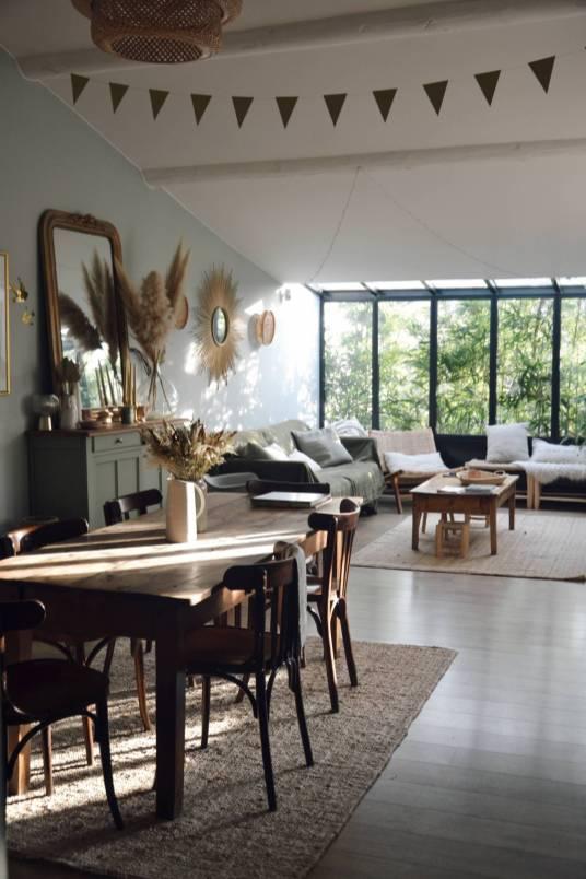 Visite privée dans la cosy home de Camille // Hellø Blogzine blog deco & lifestyle www.hello-hello.fr