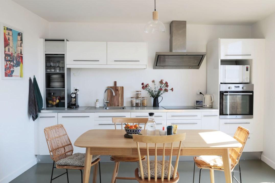 L'appartement créatif de Claire, fondatrice de Seize Paris // Hellø Blogzine blog deco & lifestyle www.hello-hello.fr