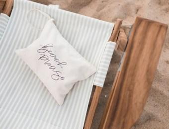 Tentes, serviettes, fauteuils et accessoires de plage rétro // Hellø Blogzine blog deco & lifestyle www.hello-hello.fr