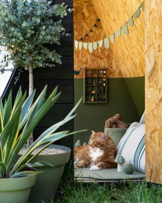 Une pièce en plus dans mon jardin // Hellø Blogzine blog deco & lifestyle www.hello-hello.fr