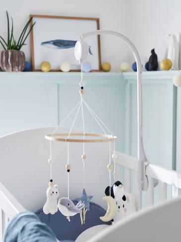 21 mobiles déco pour la chambre de bébé // Hellø Blogzine blog deco lifestyle www.hello-hello.fr