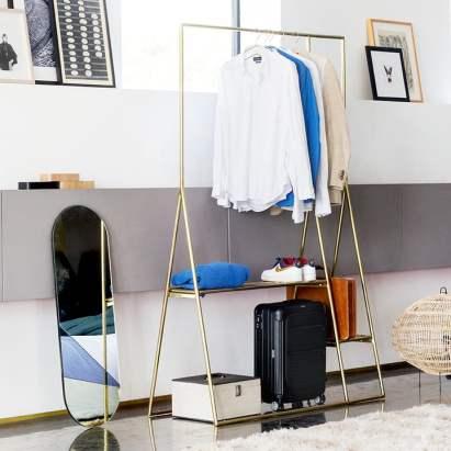 Die schönsten Umkleidekabinen, um alles zur Hand zu haben // Hellø Blogzine blog deco lifestyle www.hello-hello.fr