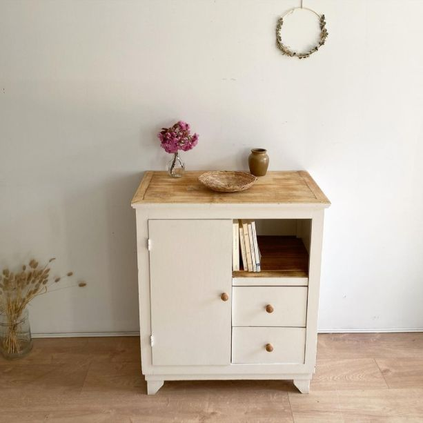 Comment rénover un meuble ancien ? // Hellø Blogzine blog deco & lifestyle www.hello-hello.fr