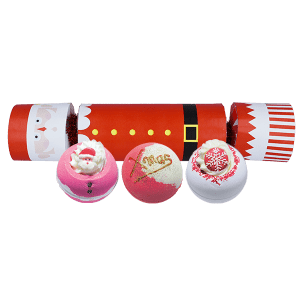 Hello Petal Florist Glasgow - Bomb Cosmetics Father Christmas Cracker