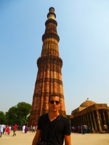 Delhi - 2013.10.20 -  Qutab Minar (2)