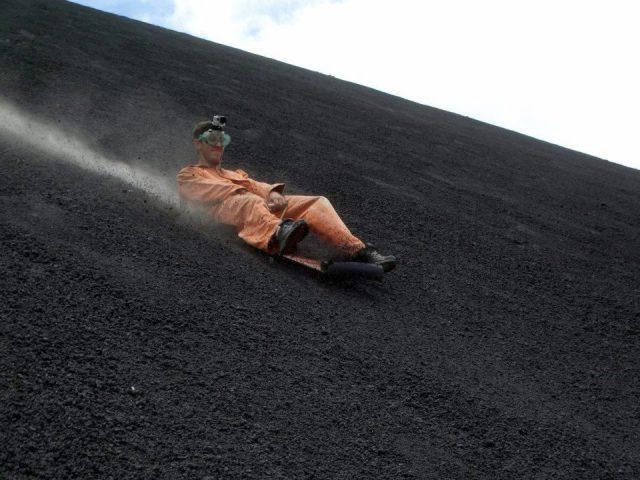 2014.07.28 - Leon Volcano Boarding 21