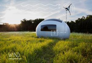 Ecocapsule - Energy production - Wind