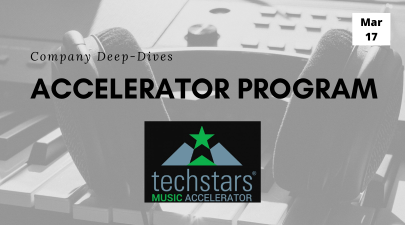 Techstars Music