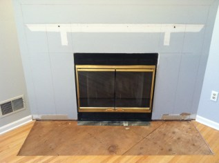 Outline of Mantle and Hearth